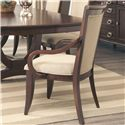 Coaster Alyssa Dining Arm Chair - Item Number: 105443