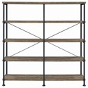 Coaster Analiese Bookcase - Item Number: 802545