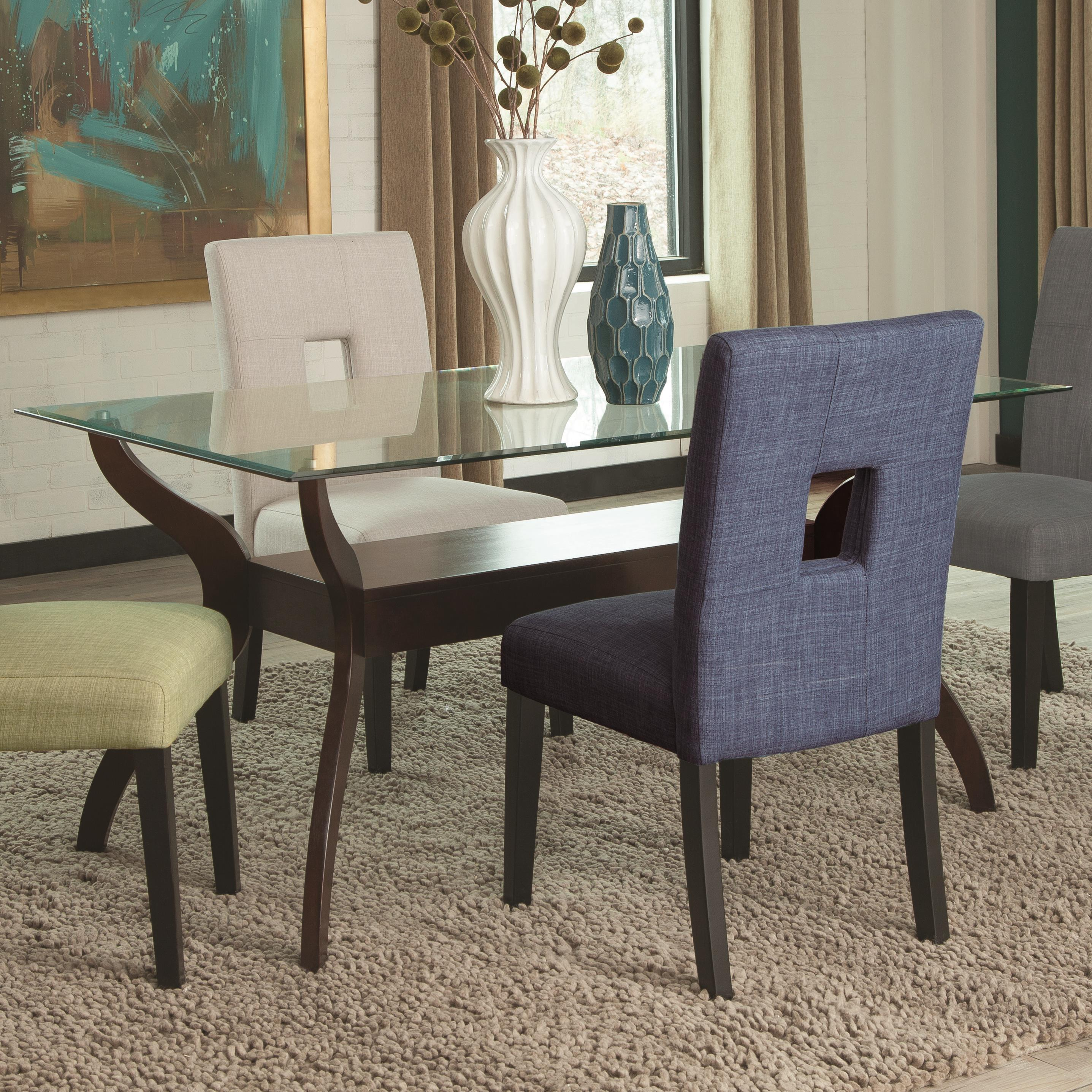 Coaster Andenne Dining Table  - Item Number: 106501T