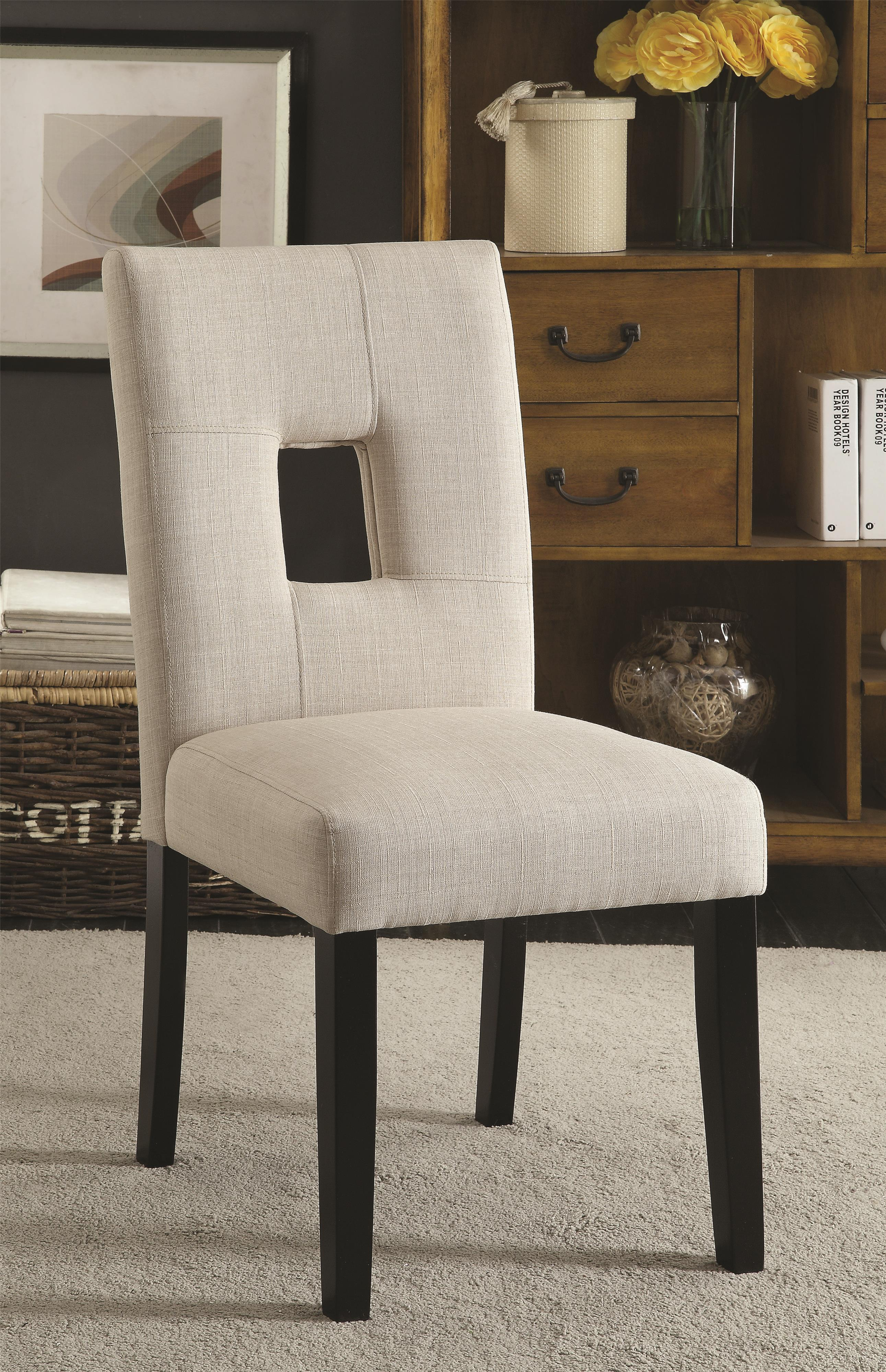 Coaster Andenne Dining Side Chair - Item Number: 106652