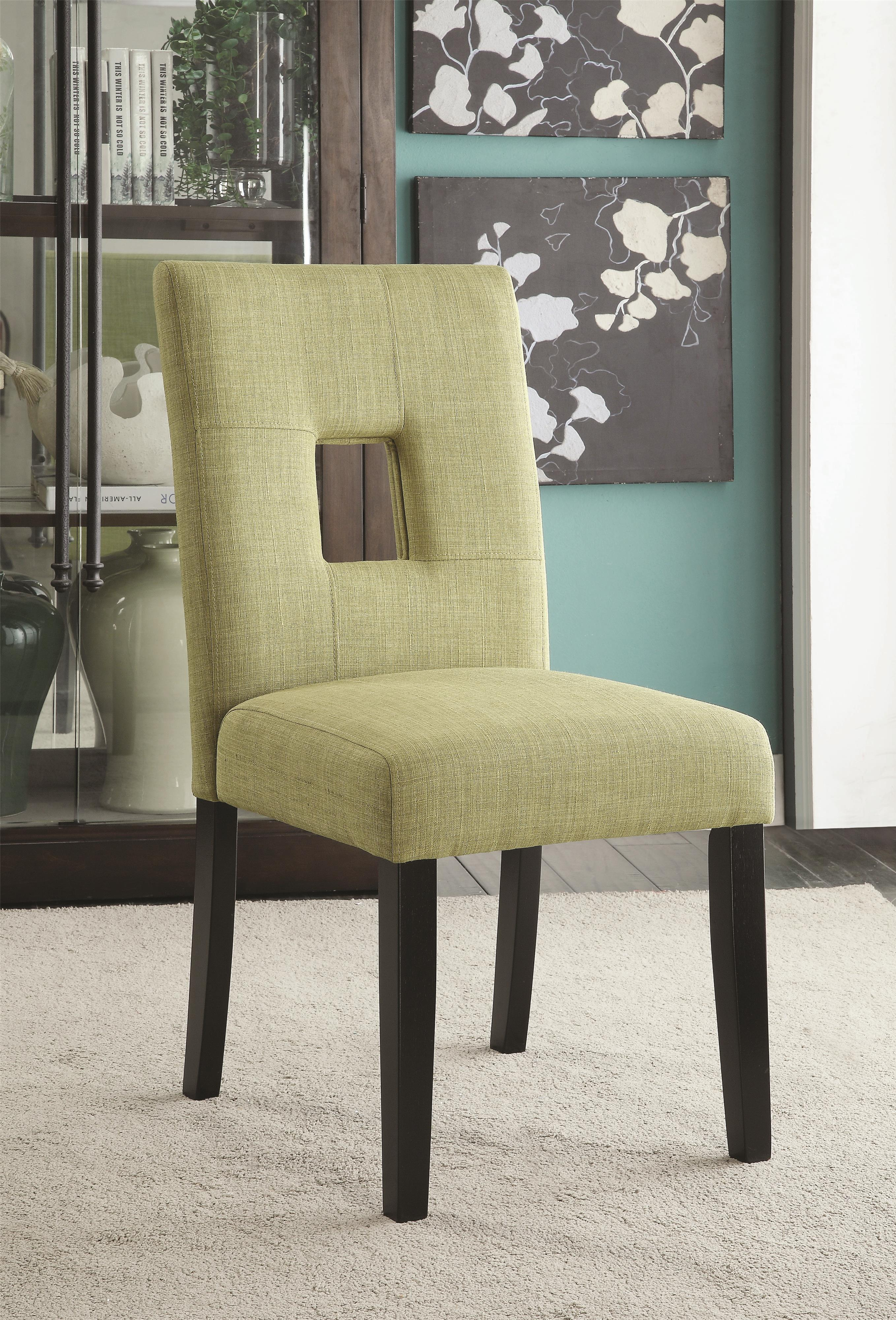 Coaster Andenne Dining Side Chair - Item Number: 106653