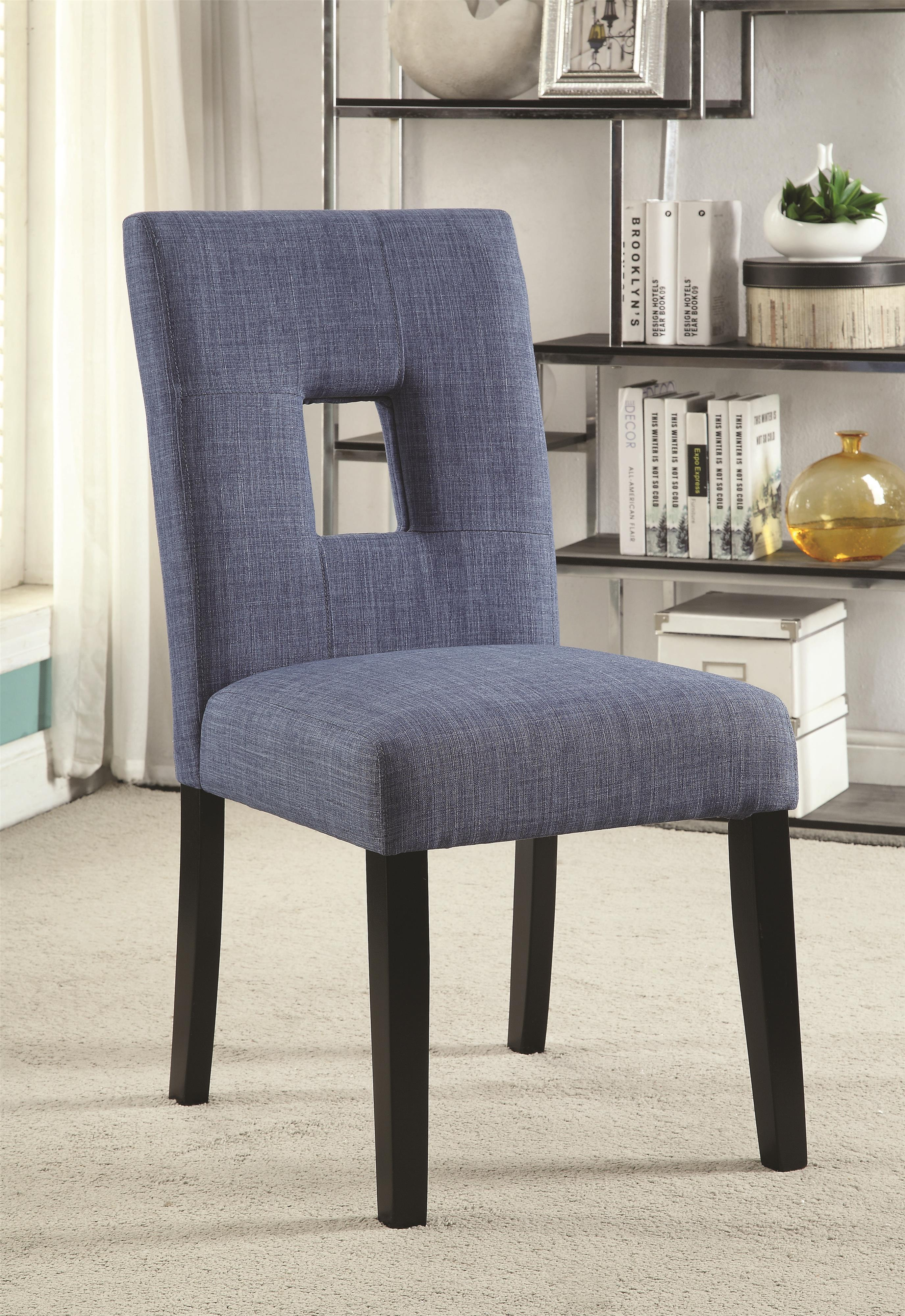 Coaster Andenne Dining Side Chair - Item Number: 106654