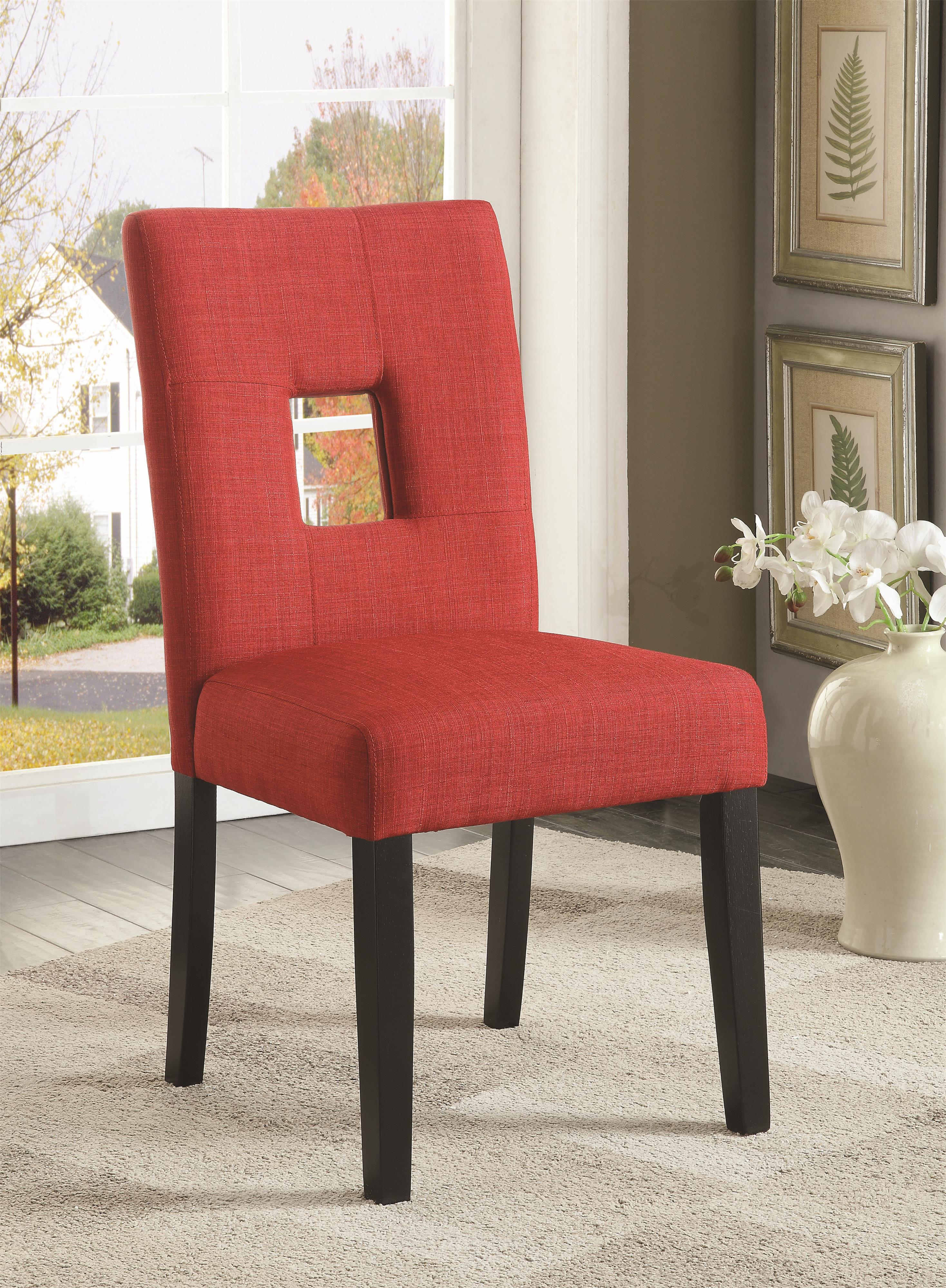Coaster Andenne Dining Side Chair - Item Number: 106655