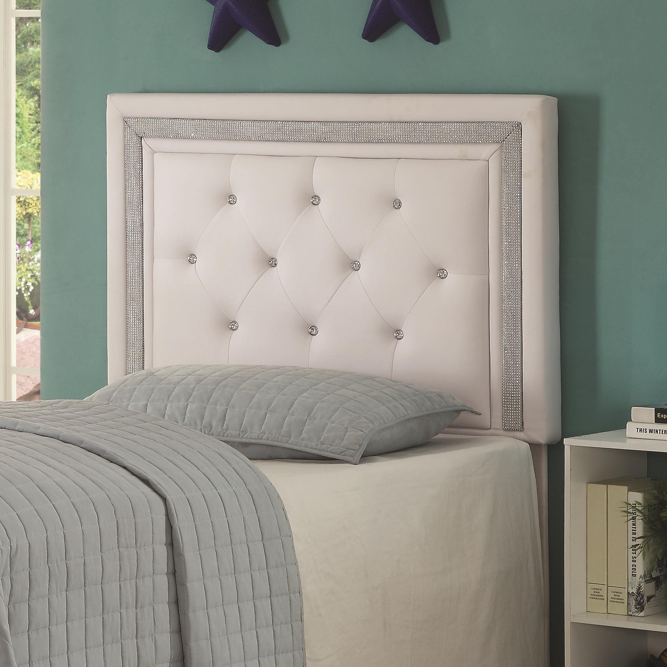 Coaster Andenne Bedroom Twin Headboard - Item Number: 300545T