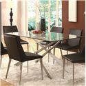 Coaster Anderson Dining Table - Item Number: 120971