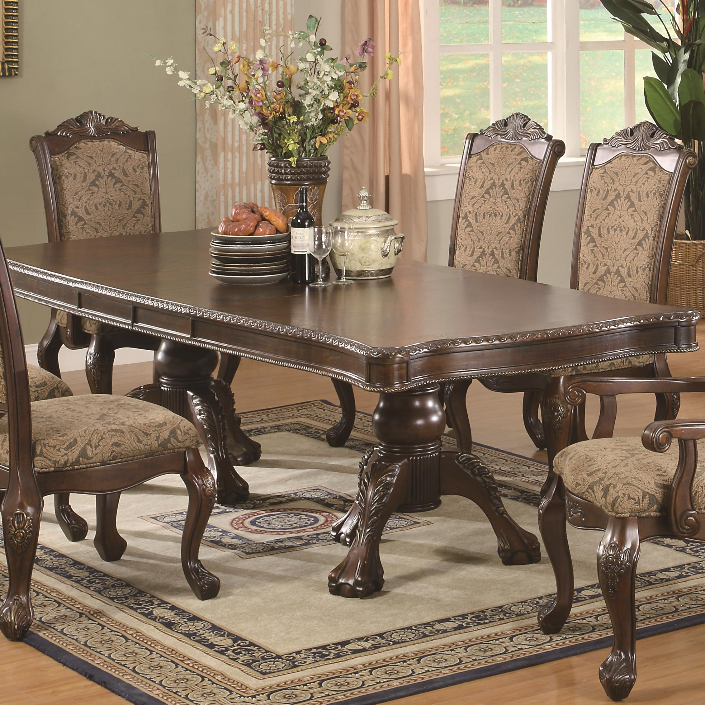 Coaster Andrea Dining Table - Item Number: 103111