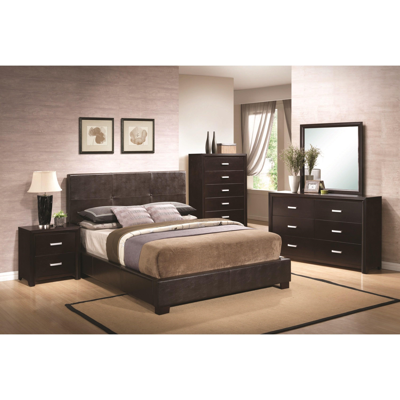 Coaster Andreas King Bedroom Group - Item Number: 202470 K Bedroom Group 2