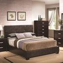 Coaster Andreas King Bed - Item Number: 202470KEN