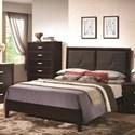 Coaster Andreas King Bed - Item Number: 202471KEN