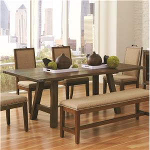 Coaster Arcadia Dining Table