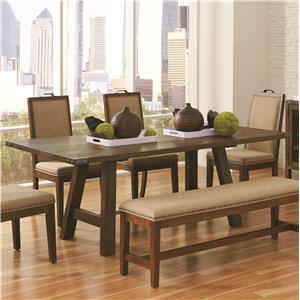 Coaster Arcadia Dining Table