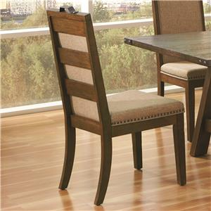 Coaster Arcadia Upholstered Side Chair
