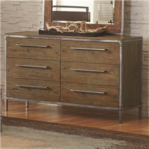 Coaster Arcadia 20380 6 Drawer Dresser
