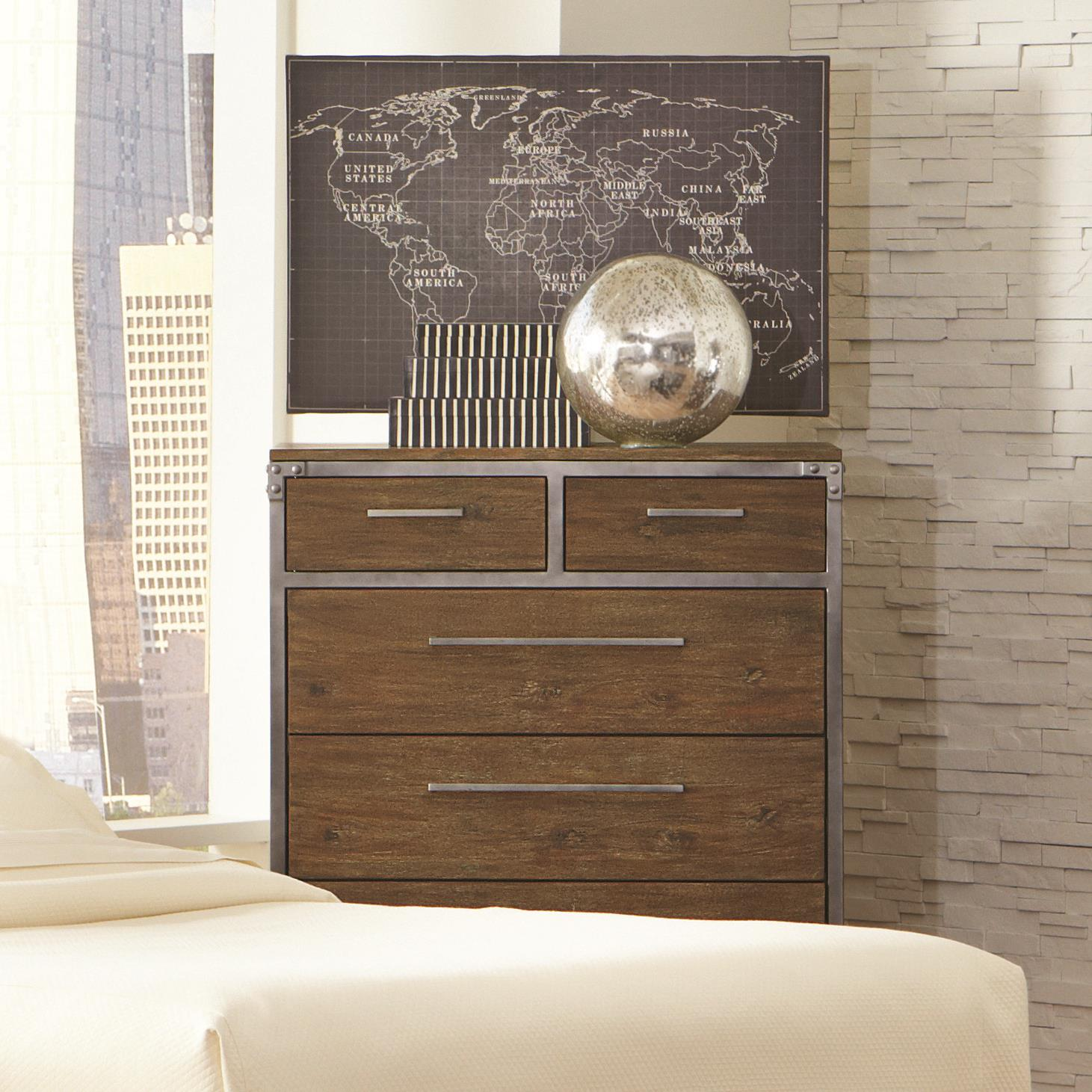 Coaster Arcadia 20380 6 Drawer Chest - Item Number: 203805