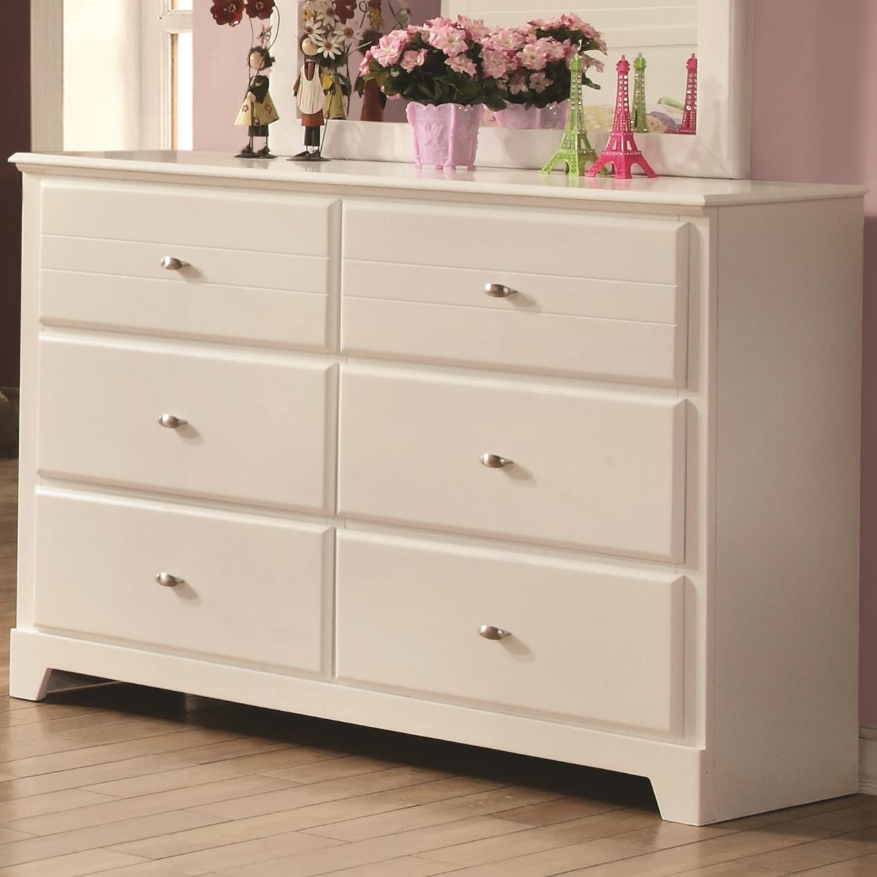 Coaster Ashton Collection Dresser - Item Number: 400763