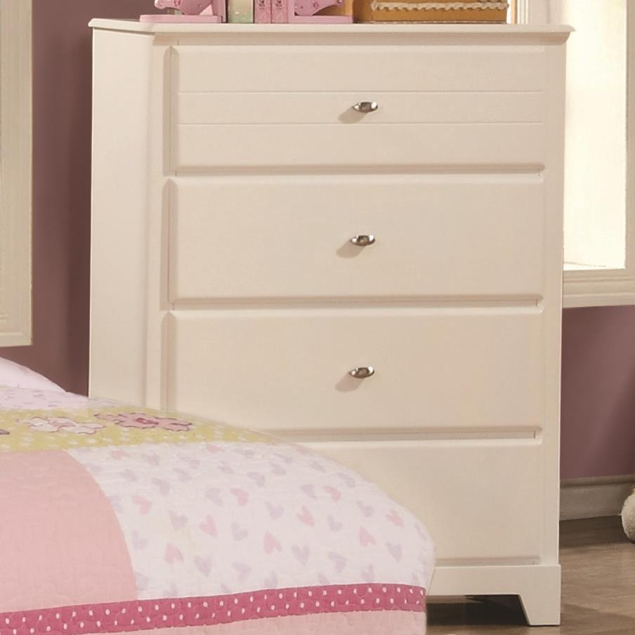 Coaster Ashton Collection Chest of Drawers - Item Number: 400765
