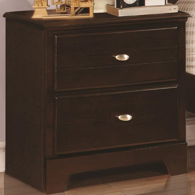 Coaster Ashton Collection Night Stand - Item Number: 400772