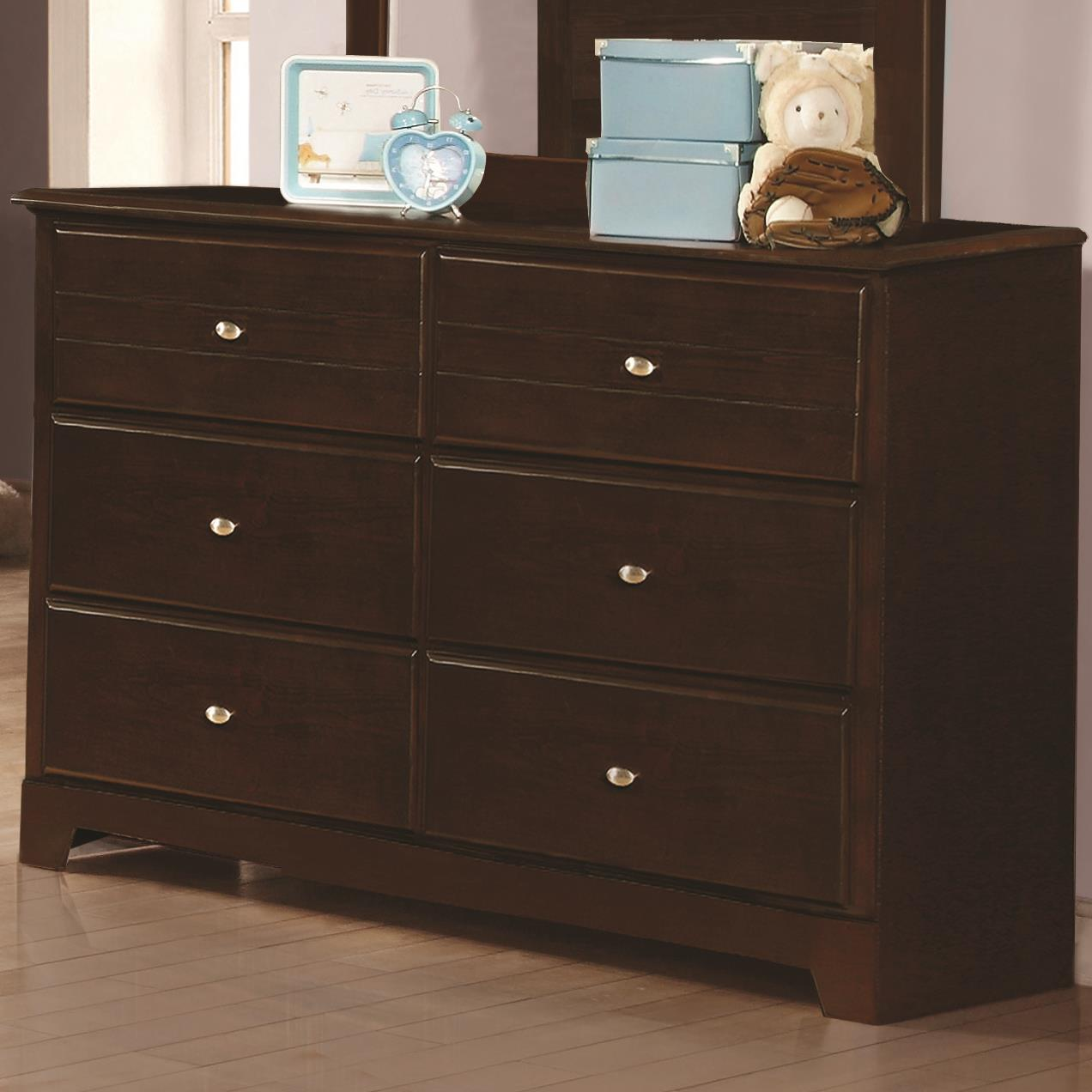 Coaster Ashton Collection Dresser - Item Number: 400773