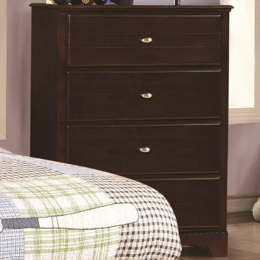 Coaster Ashton Collection Chest of Drawers - Item Number: 400775