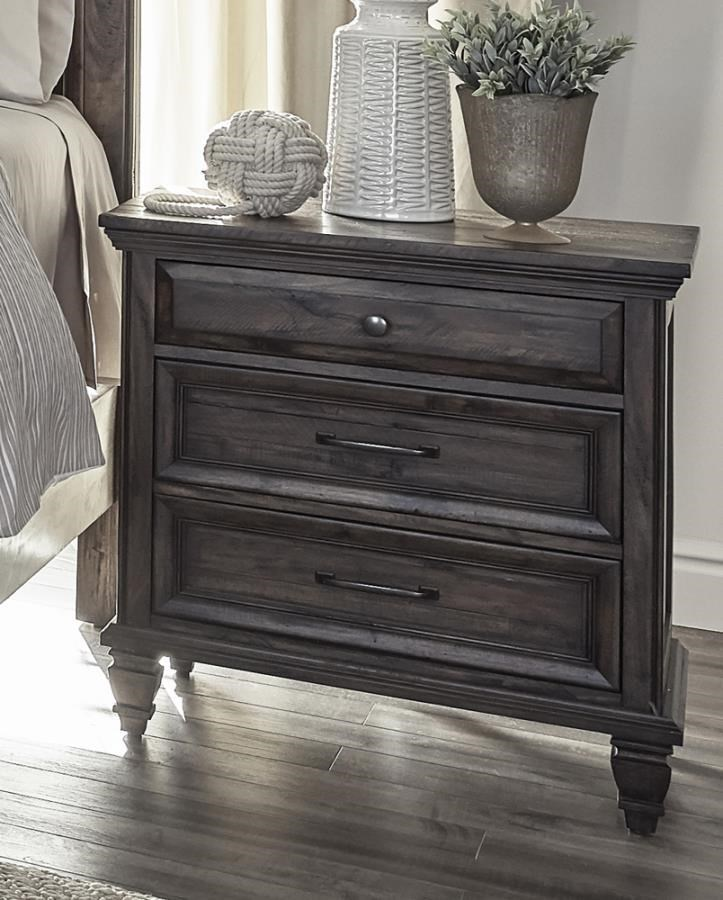 Avenue Nightstand by Coaster at Beck's Furniture