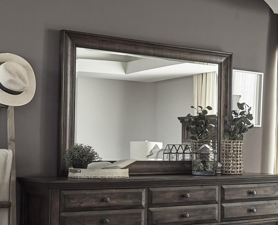 Avenue Mirror by Coaster at Beck's Furniture