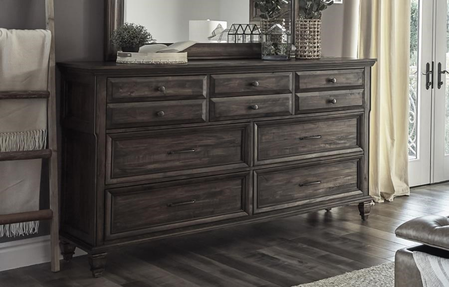 Avenue Dresser by Coaster at Beck's Furniture