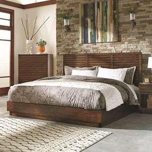 Coaster Avery King Platform Bed