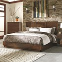 Coaster Avery King Platform Bed - Item Number: 200981KE