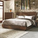 Coaster Avery Queen Platform Bed - Item Number: 200981Q