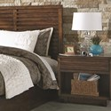 Coaster Avery One Drawer Nightstand - Item Number: 200982