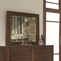 Coaster Avery Mirror with Wood Frame - Item Number: 200984