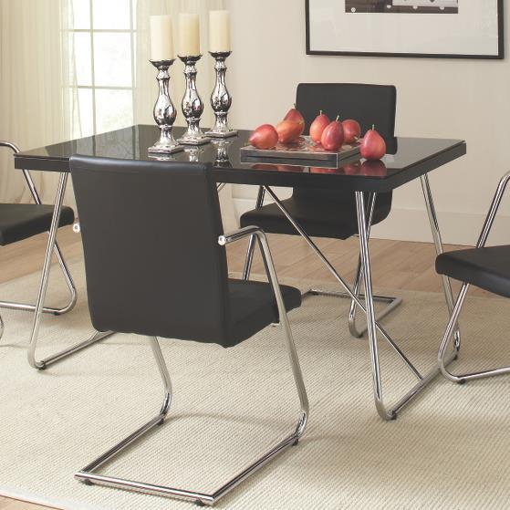 Coaster Avram Dining Table - Item Number: 106211