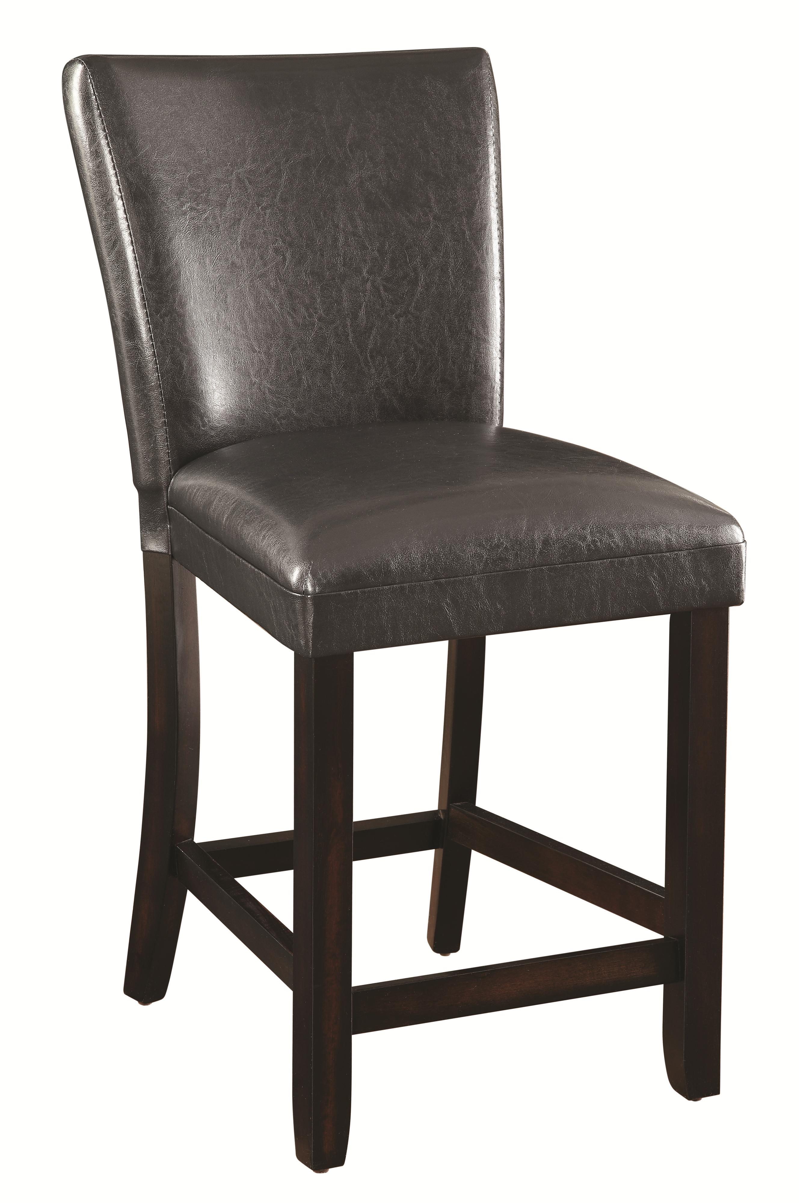 """Coaster Bar Units and Bar Tables 24"""" Counter Height Stool - Item Number: 100055"""