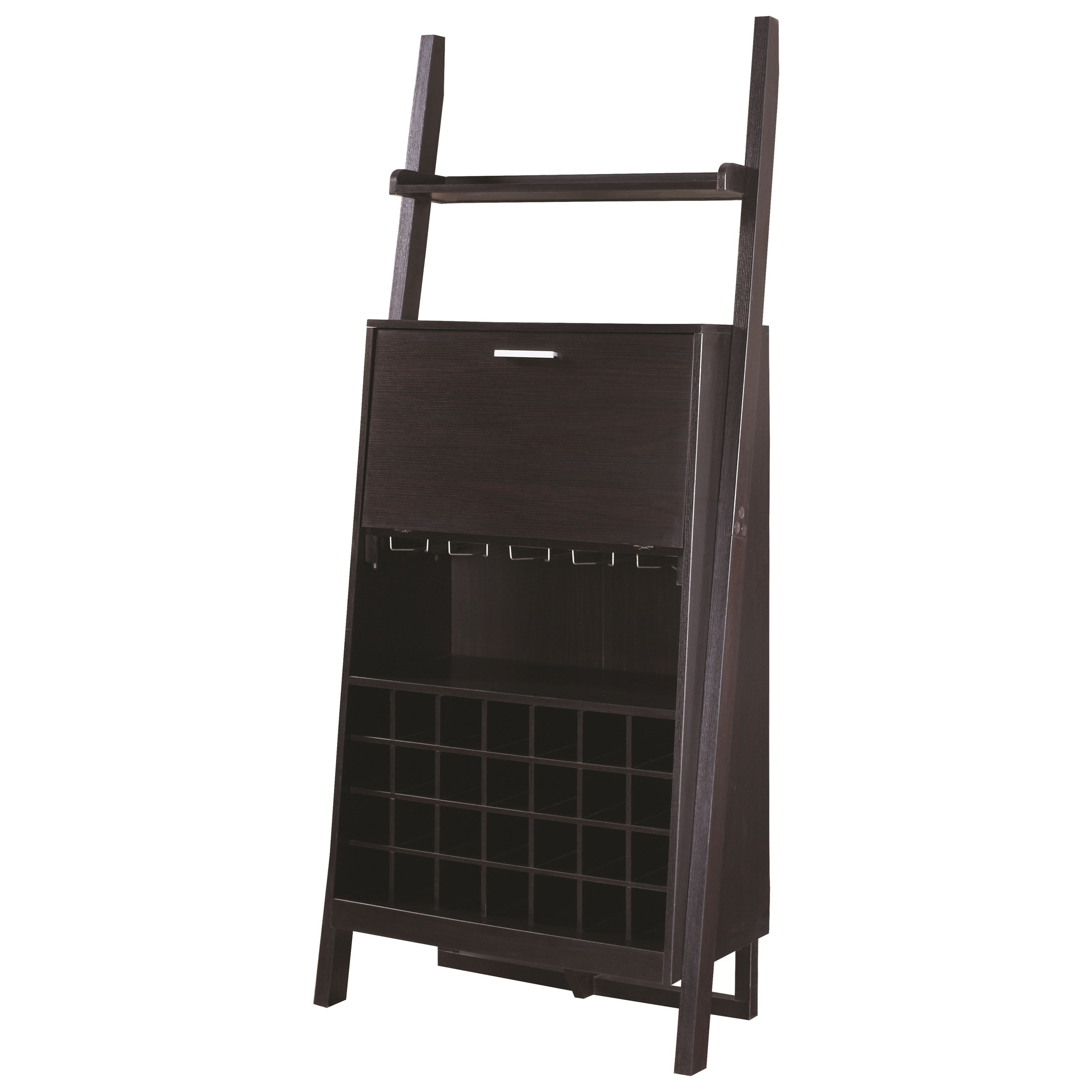 Coaster Bar Units and Bar Tables Bar Cabinet - Item Number: 100127