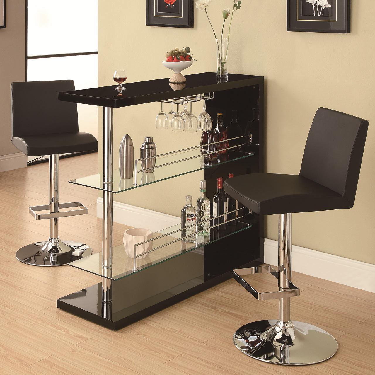 Coaster Bar Units and Bar Tables Bar Unit - Item Number: 100165
