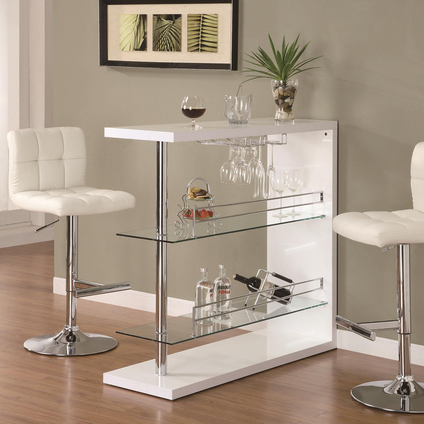 Bar Units and Bar Tables Bar Unit by Coaster at Rife's Home Furniture