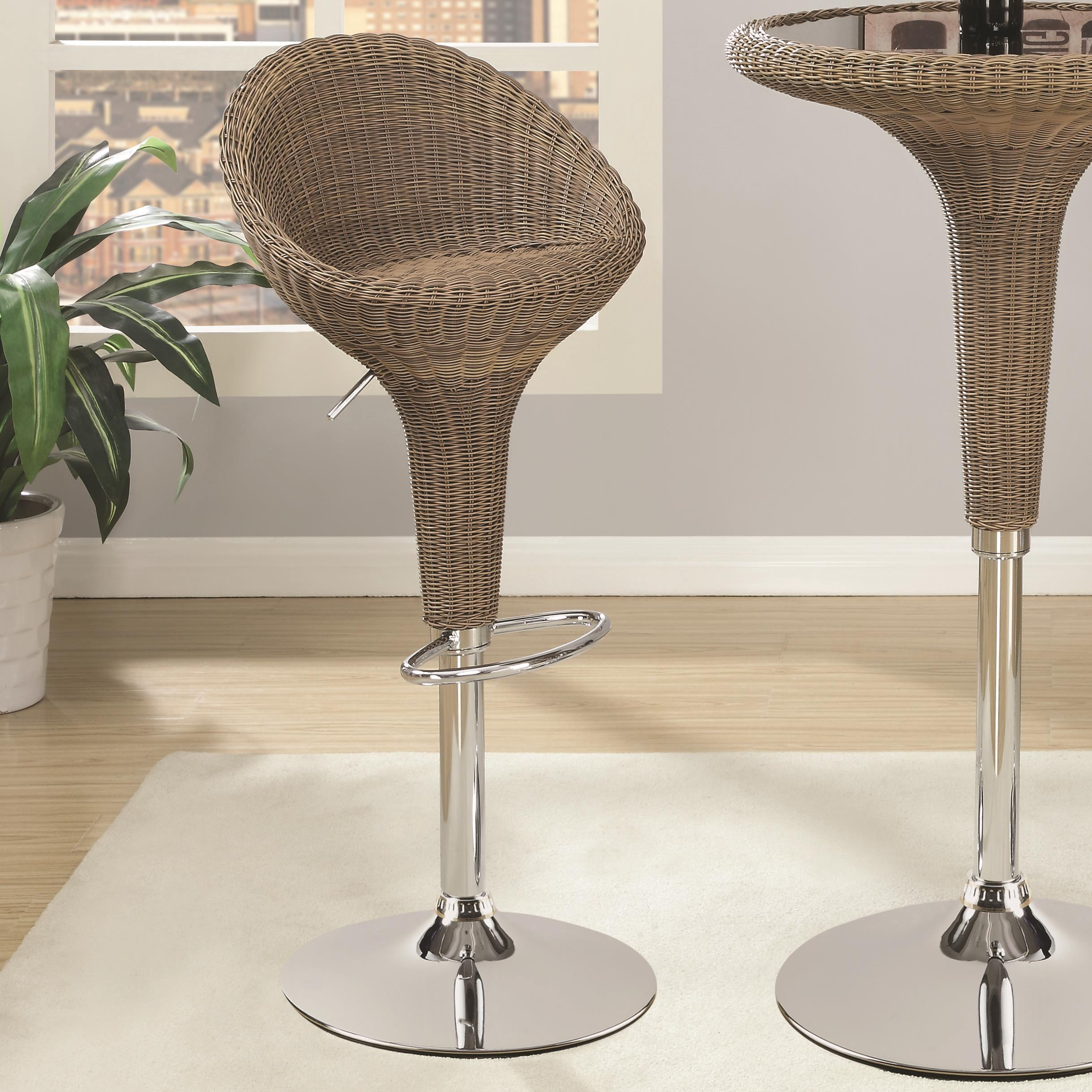Coaster Bar Units and Bar Tables Adjustable Bar Stool - Item Number: 100404