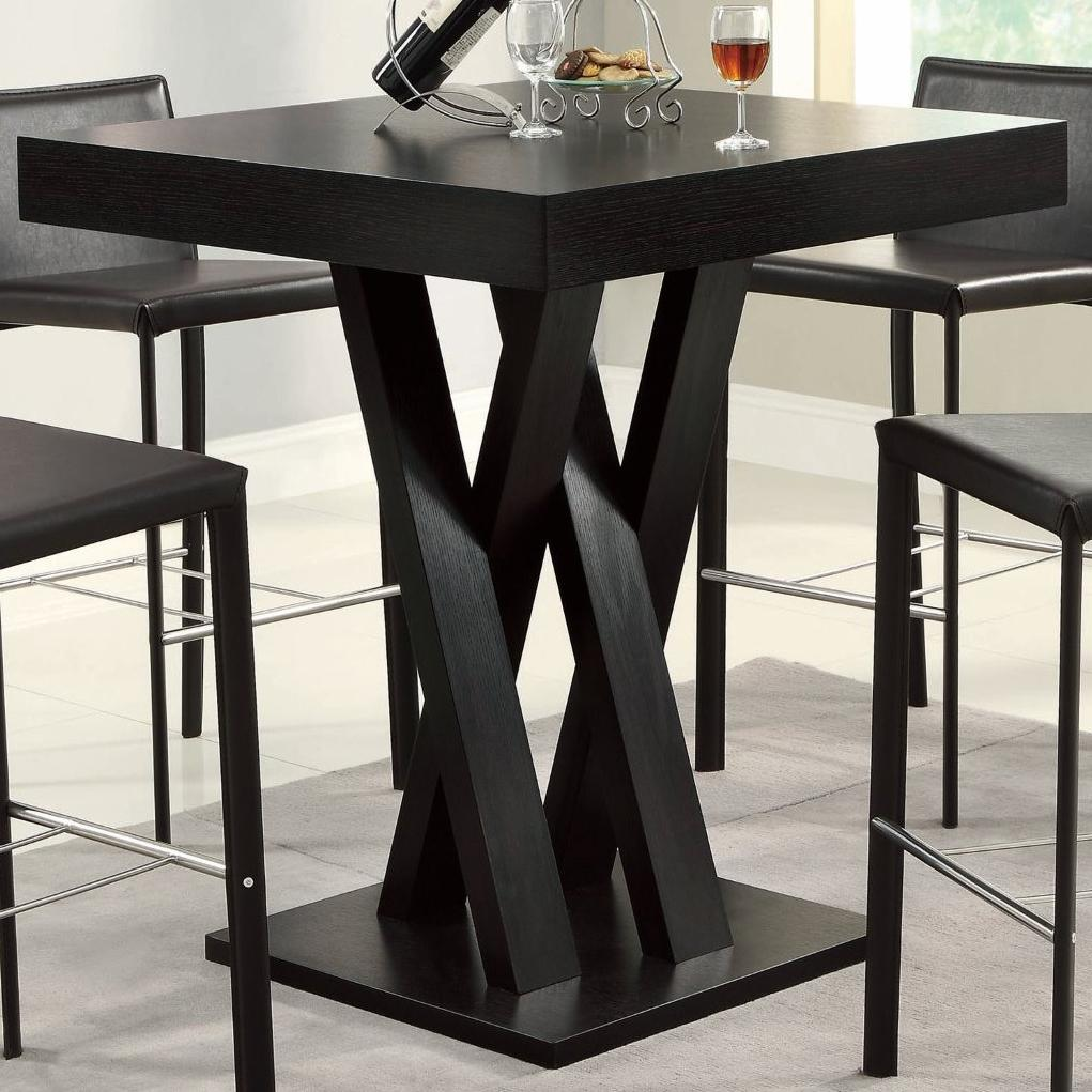 Coaster Bar Units and Bar Tables Bar Table - Item Number: 100520