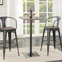 Coaster Bar Units and Bar Tables Bar Table - Item Number: 100730