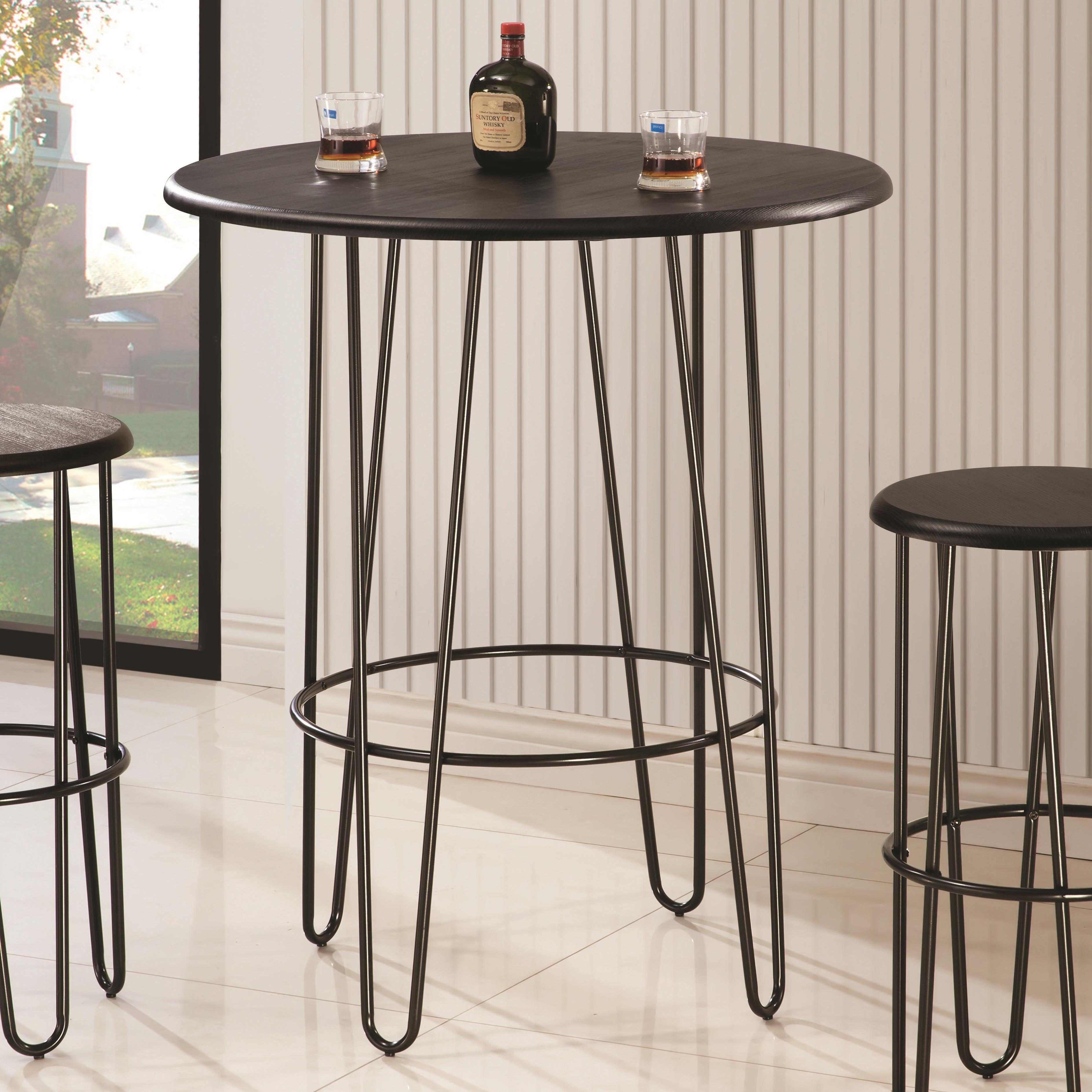 Coaster Bar Units and Bar Tables Bar Table - Item Number: 101423