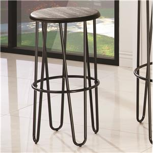 Coaster Bar Units and Bar Tables Bar Stool