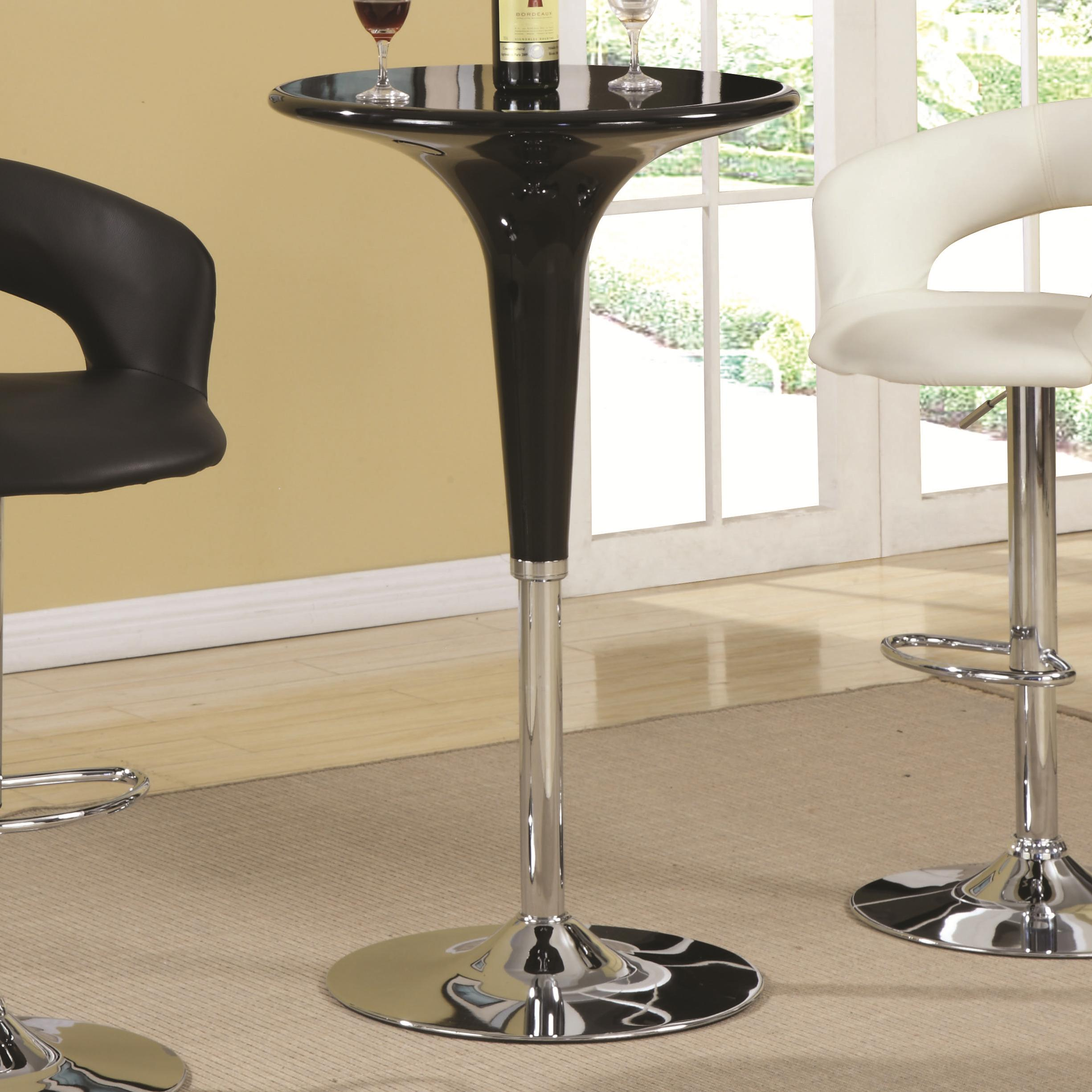 Coaster Bar Units and Bar Tables Adjustable Bar Table - Item Number: 120325