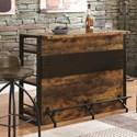 Coaster Bar Units and Bar Tables Bar Unit - Item Number: 130071