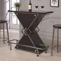 Coaster Bar Units and Bar Tables Bar Unit - Item Number: 130077