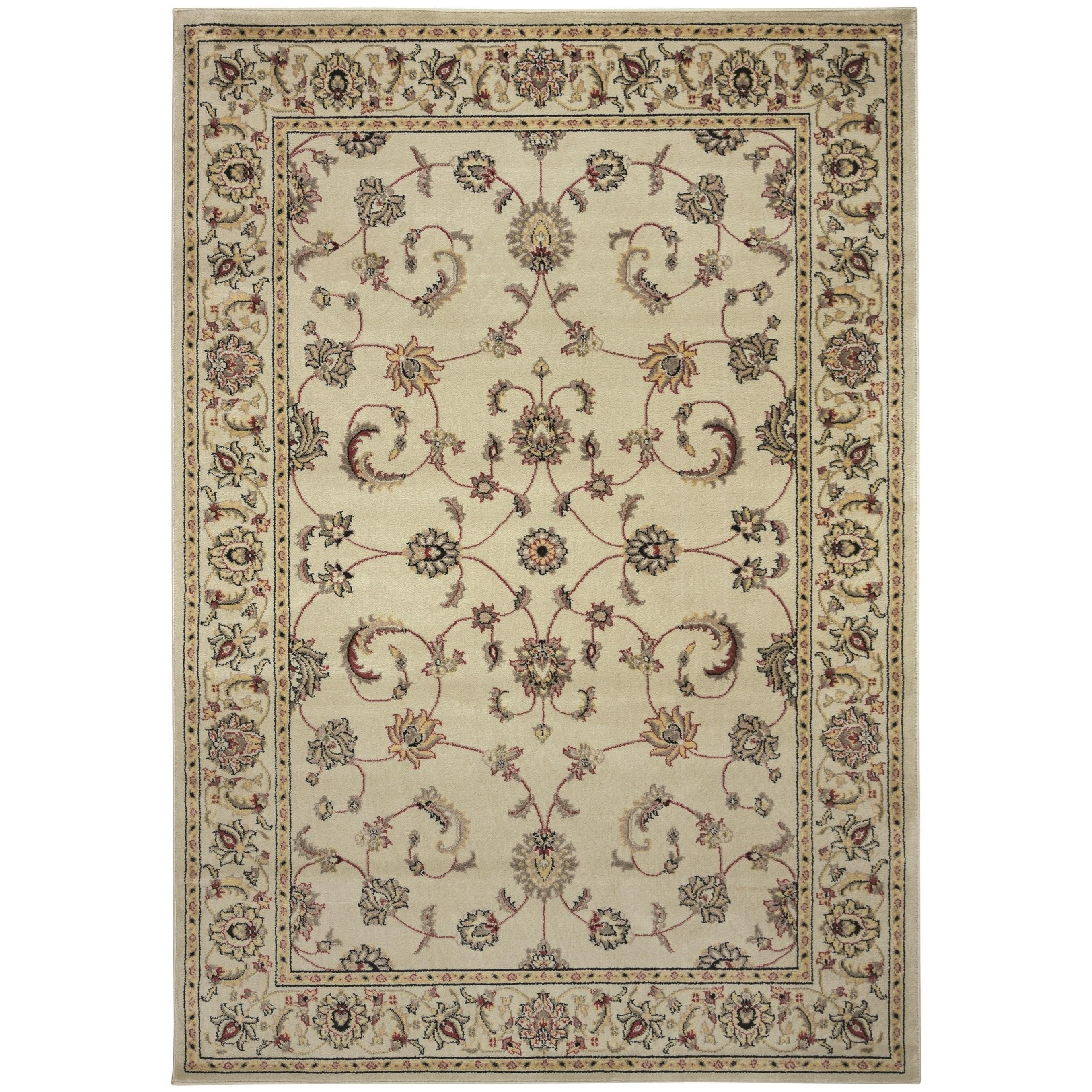 "Coaster Barcelona 7'10"" X 10'10"" Rug - Item Number: 970183L"