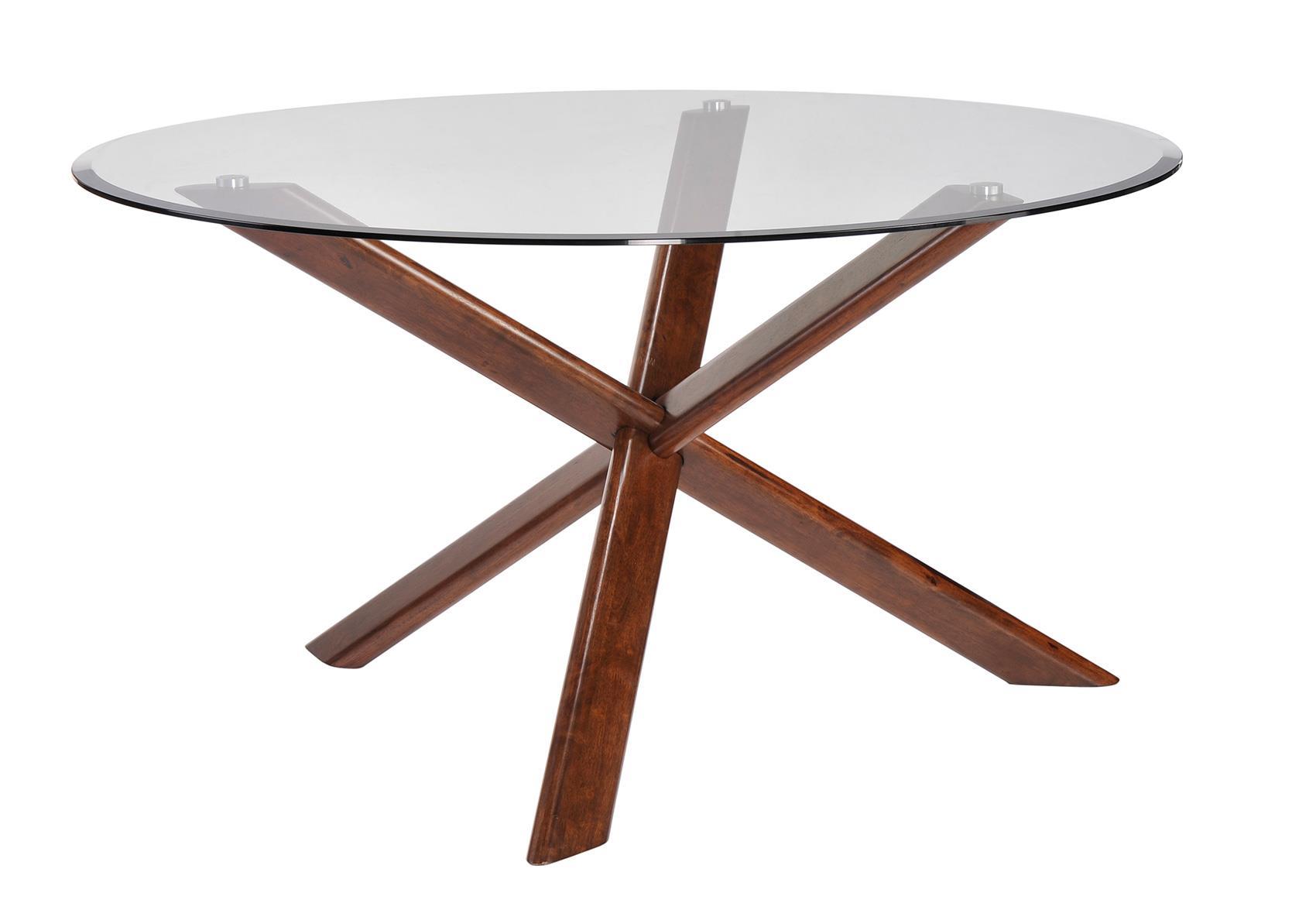 Coaster Barett Dining Table - Item Number: 105991+CB54RD