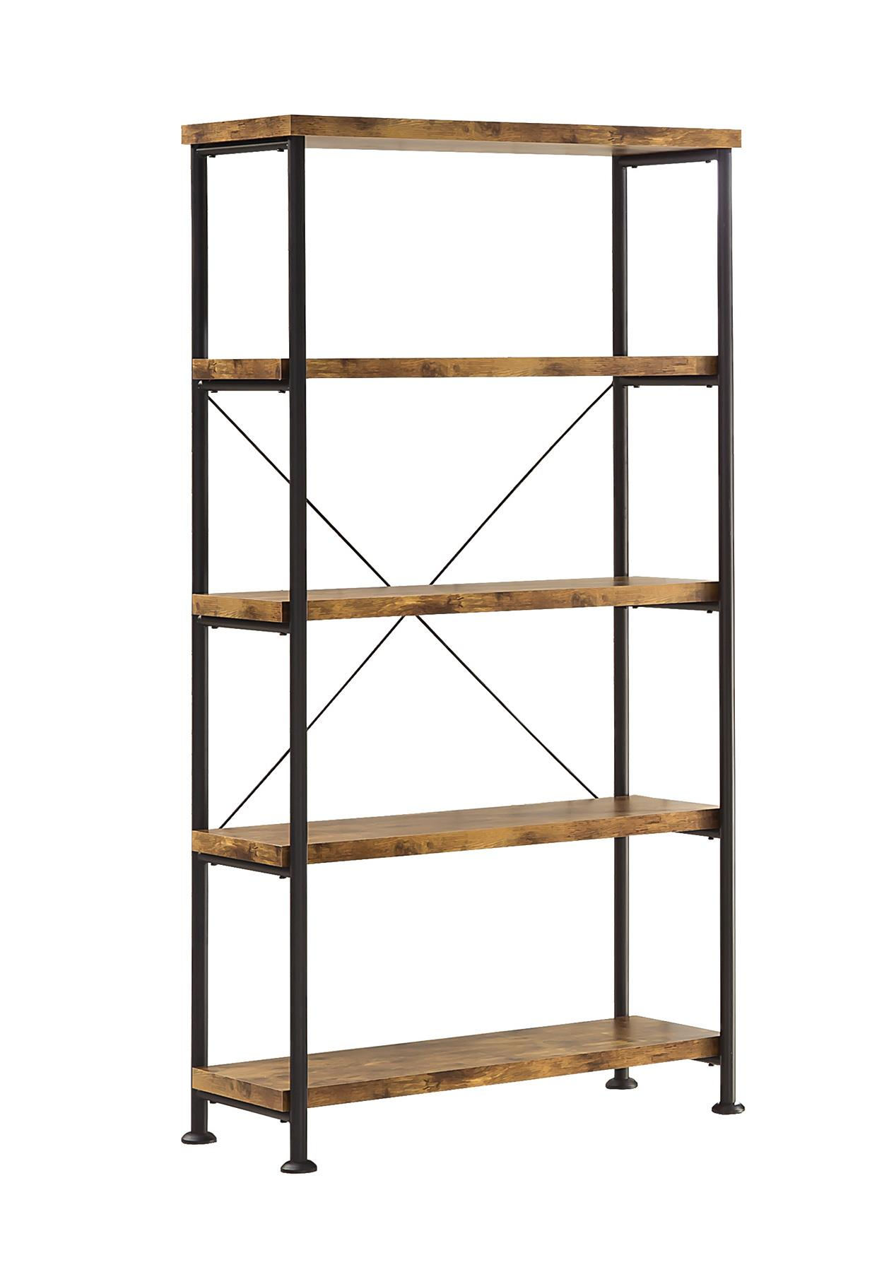 Barritt Bookcase by Coaster at Rife's Home Furniture
