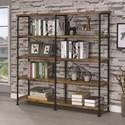 Coaster Barritt Bookcase - Item Number: 801543