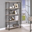 Coaster Guthrie Bookcase - Item Number: 801546