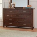 Coaster Barstow Dresser - Item Number: 206433